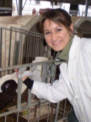 MVDr. Zuzana Haasová, veterinární lékařka veterinární kliniky Jičínská 47, Praha 3